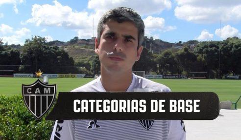 Atlético-MG anuncia contratação de coordenador de captação para a  base