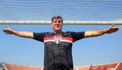 Zetti assume como coordenador da preparação de goleiros da base do São Paulo