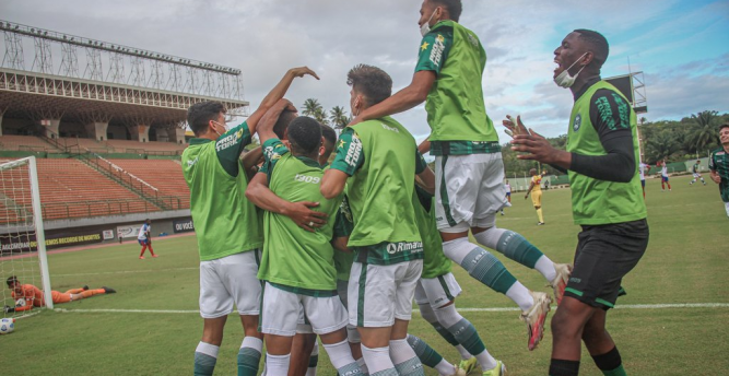 Coritiba busca empate com o Bahia e avança na Copa do Brasil Sub-20
