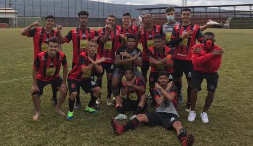 Com gol no fim, Pouso Alegre vence Betis em estreia no Mineiro Sub-20