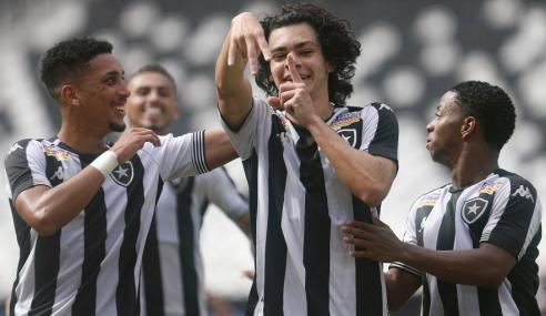 Botafogo derrota Floresta e vai às semifinais da Copa do Brasil Sub-20