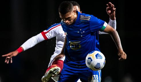 Com gol relâmpago, Bahia supera Cruzeiro fora de casa pelo Brasileirão Sub-17