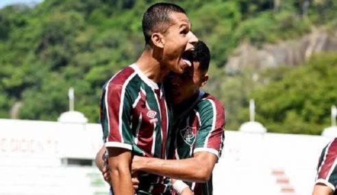 Fluminense vence clássico contra o Flamengo de virada pelo Carioca Sub-20