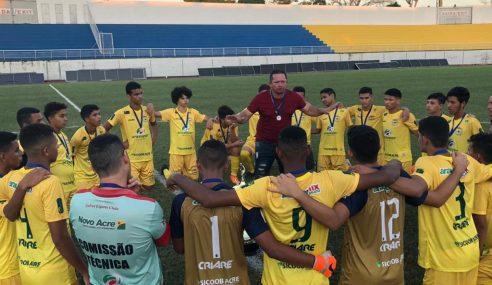 Reunião define grupos do Campeonato Acriano Sub-17 de 2020