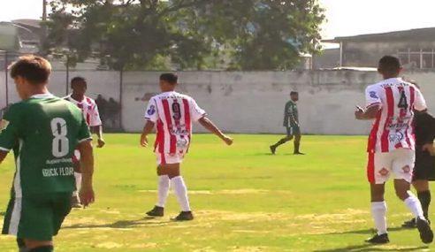 Boavista bate Bangu e vence a primeira no Carioca Sub-20