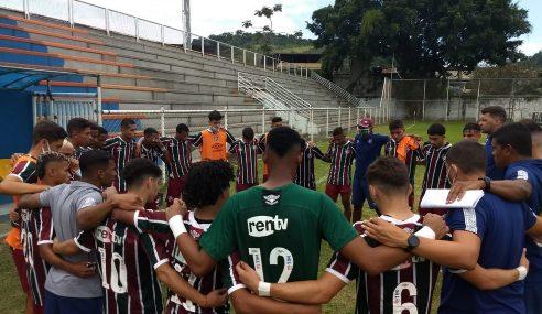 Fluminense estreia no Carioca Sub-20 com vitória fora de casa