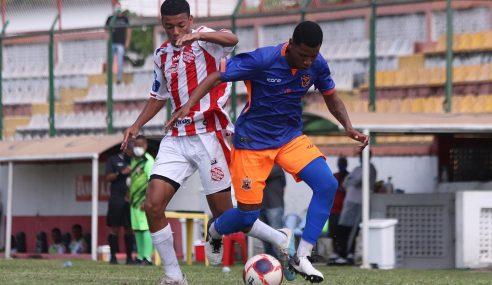 Bangu e Nova Iguaçu empatam em estreia no Carioca Sub-20
