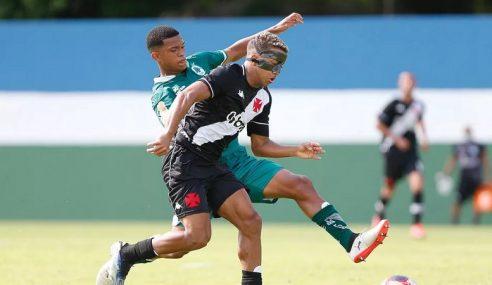 Vasco faz 6 a 0 no Boavista em estreia no Carioca Sub-20