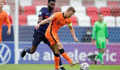 Boadu marca duas vezes e Holanda avança às semifinais da Euro Sub-21