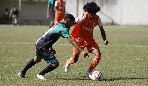 Coimbra vence Inter de Minas e se isola na liderança do Grupo B do Mineiro Sub-20