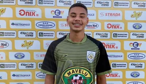 Bahia contrata meia destaque do futebol piauiense para o time sub-20