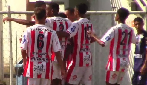 Bangu goleia Macaé Esporte e vence a primeira no Carioca Sub-20