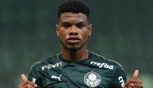 Atacante do Palmeiras é pré-convocado para a Seleção do Panamá