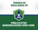 Brazlândia-DF realizará peneira para três categorias