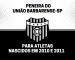União Barbarense-SP realizará peneira para a equipe sub-11
