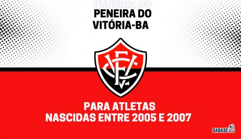 Vitória-BA realizará peneira para o time feminino sub-16