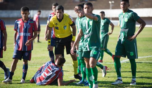 Copa do Brasil Sub-20: Floresta vence União ABC-MS fora de casa