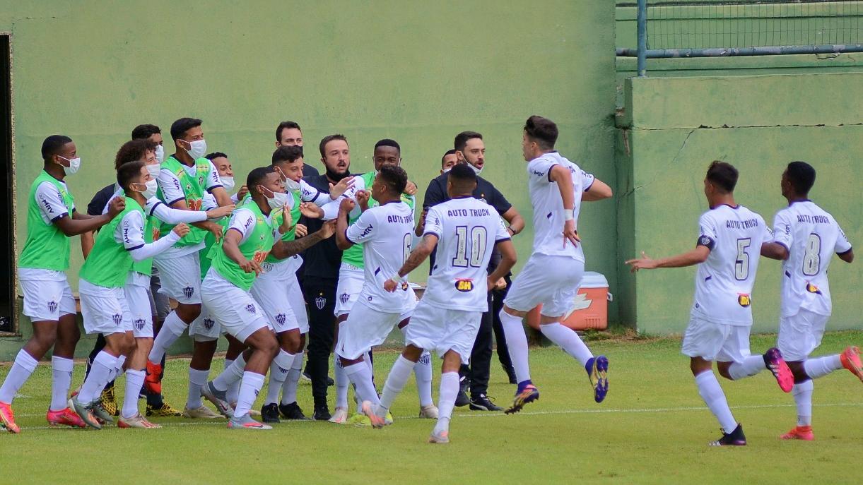 Fora de casa, Atlético-MG bate Vasco em estreia no Brasileirão Sub-17
