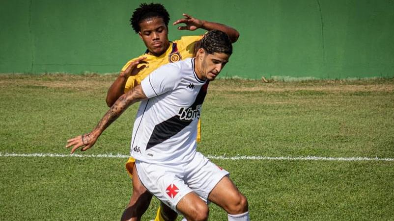 Com gol de estreante, Vasco vence Madureira pelo Carioca Sub-20