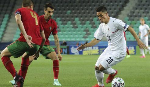 Portugal bate Itália e está na semifinal da Euro Sub-21
