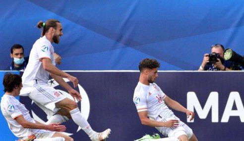 Espanha sofre, mas elimina Croácia e é semifinalista da Euro Sub-21