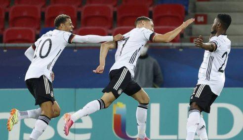 Alemanha é finalista da Euro Sub-21 pela terceira vez seguida