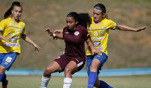 Ferroviária derrota Avaí/Kindermann e vence a primeira no Brasileirão Feminino Sub-16