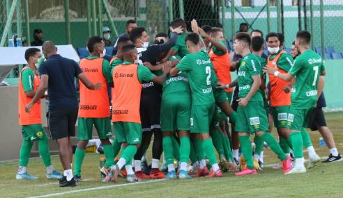Cuiabá bate Fluminense e soma primeiros pontos no Brasileirão de Aspirantes