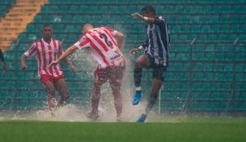 Com gol no início, CRB derrota Figueirense fora de casa pelo Brasileirão de Aspirantes