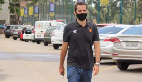 Ex-Sport é confirmado como novo executivo da base do Vasco