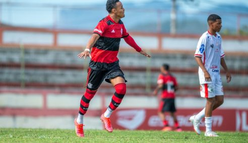 Flamengo bate Bangu fora de casa pelo Carioca Sub-20