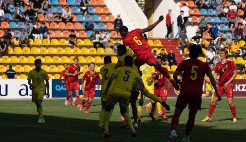 Bélgica estreia com vitória nas eliminatórias da Euro Sub-21 de 2023