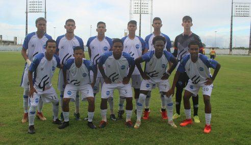 Oratório estreia com derrota no Amapaense Sub-20