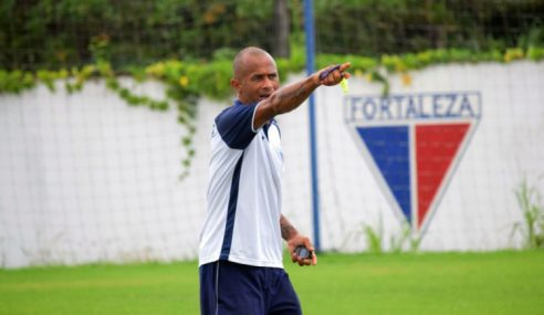Ídolo é o novo treinador do sub-15 do Fortaleza