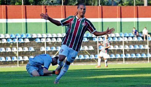Fluminense vence a quarta e segue 100% no Carioca Sub-20