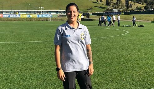 Mulher assume comando do time sub-20 do Sergipe