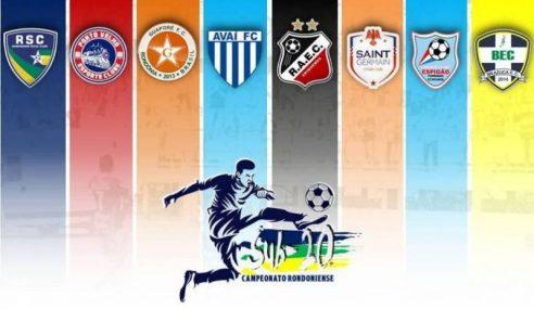 Rondoniense Sub-20 terá oito clubes participantes