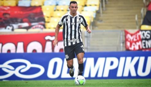 Santos empresta volante Guilherme Nunes ao Náutico