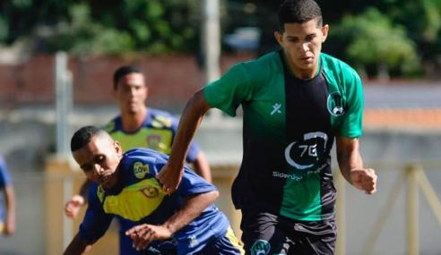 Em jogo com duas expulsões, Inter de Minas e Minas Boca empatam pelo Mineiro Sub-20