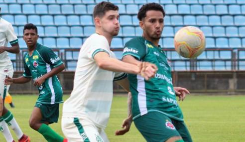 América vence Ipatinga de virada e segue 100% no Mineiro Sub-20