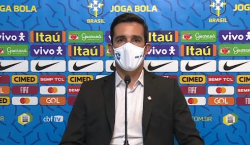 Paulo Victor Gomes convoca Seleção Brasileira Sub-17