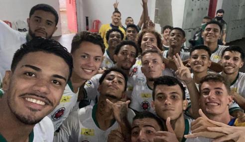Mineiro Sub-20: Em duelo direto do Grupo D, Ipatinga vence Pouso Alegre