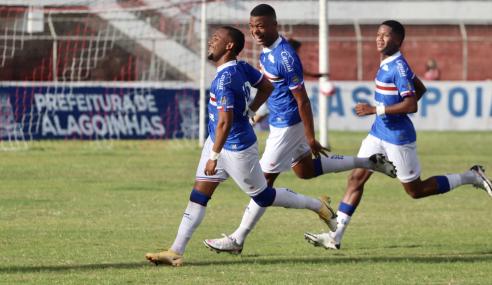 Bahia goleia na abertura do Baiano Sub-20; veja resultados