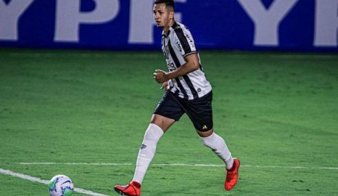 Zagueiro deixa o Atlético-MG e fecha com o Bahia