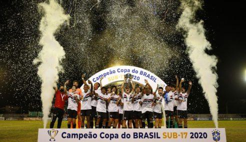 CBF divulga tabela básica da Copa do Brasil Sub-17