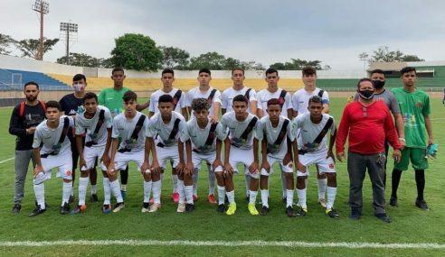 Vasco conquista 1º turno do Acriano Sub-17 de 2020