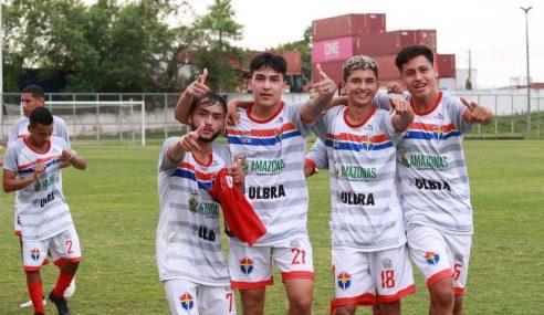 Fast e Tarumã estão nas semifinais do Amazonense Sub-20
