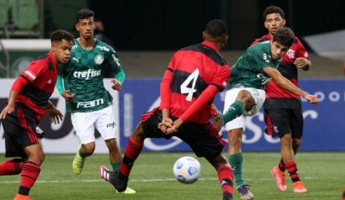 Confira a classificação final da 1ª fase e os jogos das quartas do Brasileirão Sub-17