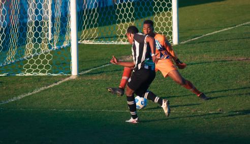 De virada, Figueirense derrota Avaí e soma primeiros pontos no Brasileirão de Aspirantes