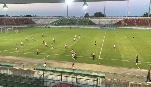 Bahia empata com o Ceará e segue sem vencer no Brasileirão Sub-20
